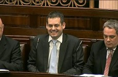 Pearse Doherty takes seat in Dáil