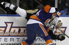 Gloves off: Islanders and Penguins rack up 346 minutes of penalties – in one game