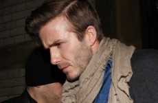 David Beckham libel action dismissed by US judge