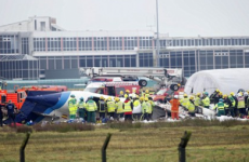 "Gardai say the Cork Airport crash fatalities were ""to the fore of the plane"""