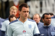 Back as captain, Terry wary of becoming fall-guy