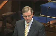 In full: Enda Kenny's Dáil statement on the Moriarty Tribunal