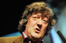 "Stephen Fry ""prepared to go to prison"" over Twitter joke trial"