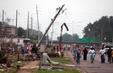 Death toll from huge US storms rises to 248