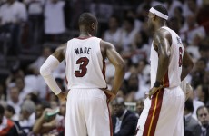 While you were sleeping: Wade leaves Bulls on the brink of defeat