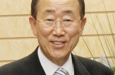 Ban Ki-moon will seek second term as UN head