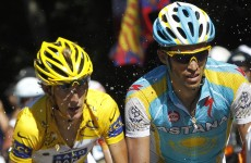 Kings of the mountains: hitting the heights in the Tour de France