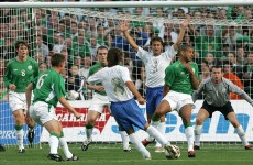 The History Boys: Ireland versus Italy