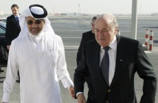 Bin Hammam to be questioned by FIFA today