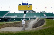In the swing: guess who we think will win the Open…
