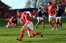 Poll: Can the IRB's treatment of the smaller nations at the World Cup be justified?