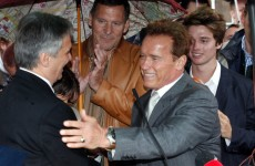 Schwarzenegger opens his own museum in Austrian home town