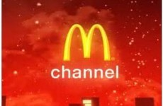 McTelly: McDonalds launches its own in-store television channel
