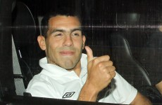 Could Carlos Tevez walk away from City?