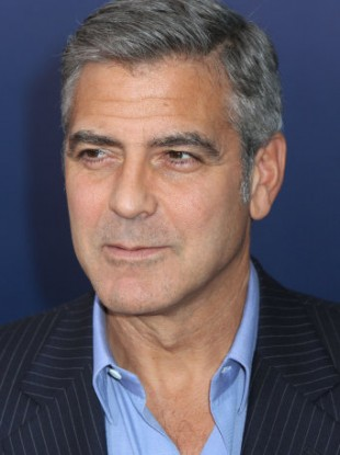 George Clooney, pictured in New York recently