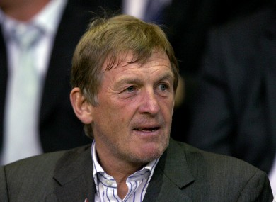 Dalglish was manager of Liverpool during the Hillsborough disaster.