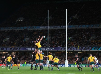 The Australia-New Zealand game will be looked back upon as one of the tournament's highlights.
