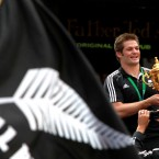 New Zealand captain Richie McCaw.