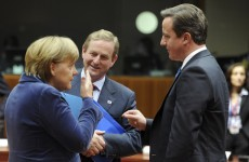 EU leaders strike 'comprehensive' debt deal after hours of talks