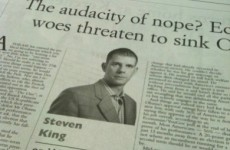 Irish Examiner columnist Steven King resigns following plagiarism controversy