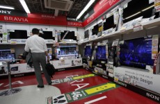 Sony not recalling Bravia televisions despite concerns