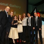 The winner of the Charitable and Non Profit category at the Eircom Spider Awards 2011 is National Gallery Of Ireland