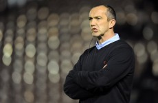 O'Shea says he has no interest in England job