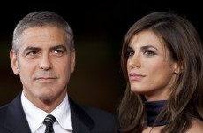 George Clooney and Cristiano Ronaldo on witness list for Berlusconi trial