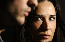 It's over: Demi Moore and Ashton Kutcher to divorce