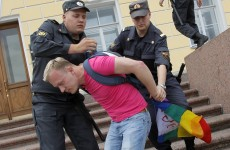 Russia faces protests over 'gay propaganda' law