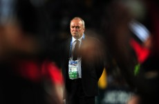 Won and done: Henry steps down as All Blacks coach