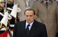 Berlusconi blames foreign media for downfall ahead of trials
