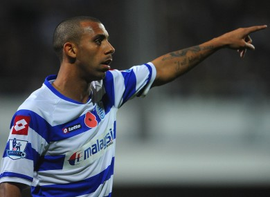 Anton Ferdinand: at the centre of the controversy.
