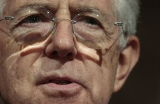 Monti set to announce new Italian government