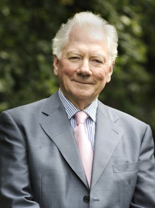Gay Byrne, the original presenter of the Late Late Show
