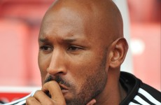 Wave goodbye: Anelka set for Shanghai move