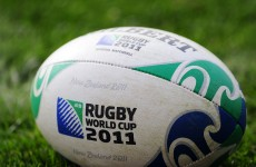 Unnamed player fails Rugby World Cup drugs test