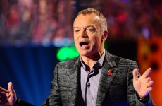 Graham Norton wins British Comedy award
