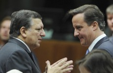 "Barroso hails Euro deal – but slams UK's ""impossible"" demands"