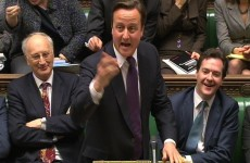 Cameron defends veto on EU deal, says he negotiated in 'good faith'