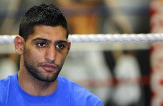 Amir Khan loses appeal against Peterson