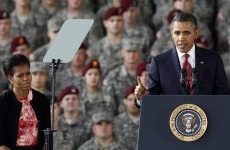 Obama marks the end of the Iraq war