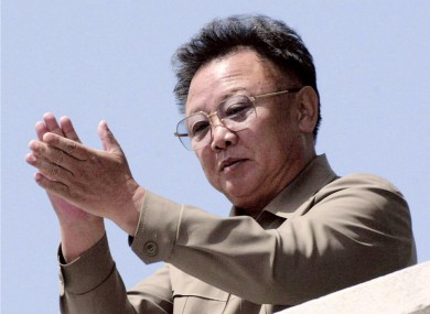 Kim Jong Il: better than Tiger?