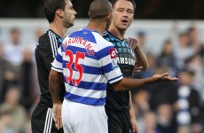 John Terry to learn if he faces criminal charge in 'racism' row today