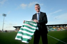 Hoop Dreams: Kenny unveiled as new Rovers boss