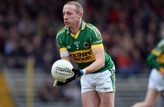 Kerry's Tommy Griffin announces his retirement at the age of 33
