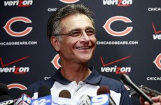 The Chicago Bears have fired their manager Jerry Angelo
