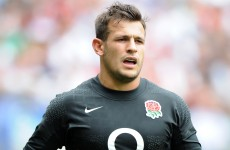 Dropped: Danny Care to miss out on Six Nations after drink-driving arrest