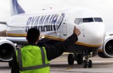 Ryanair passenger figures up 5 per cent in 2011