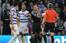 FA cancel handshakes prior to Chelsea-QPR game